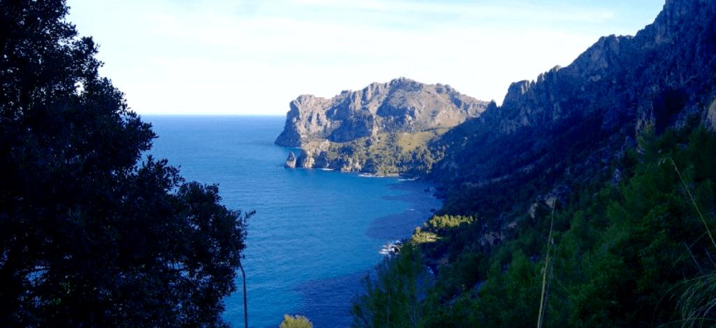 Excursión a Cala Tuent Mallorca
